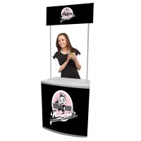 Portable Promotions Counter