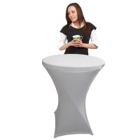 Folding Bistro Table (Optional Stretch cover)