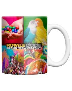 Custom Branded Coffee Mug