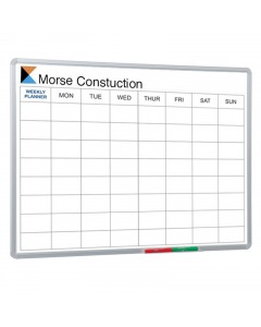 Custom Printed Planning Whiteboard