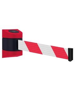 Wall Mounted Belt Barrier - Tensabarrier® Midi Wall Unit - 4.6m
