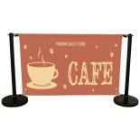 Black Economy Cafe Barrier
