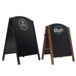 Premier Steel Pub Chalk A-Board