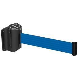 Compact wall mounted barrier - 2.3m belt