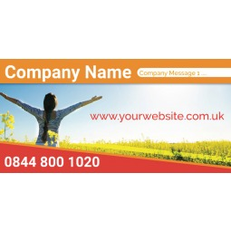 Personalised Sign - 107