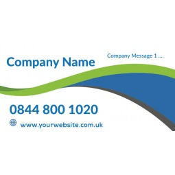 Personalised Sign - 120
