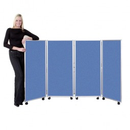 1200mm Easy Clean Office Divider