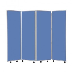 1500mm Easy Clean Office Divider