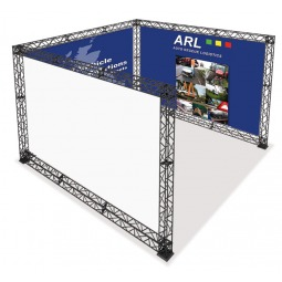 4x4 exhibition booth