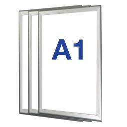 Box of 10 A1 Snap Frames - Expolite