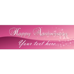 Happy Anniversary - Banner 216
