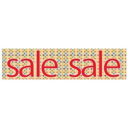 Sale Multi Coloured Diamond - Banner 202