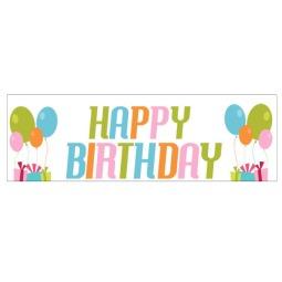 Banner - Happy Birthday - 365