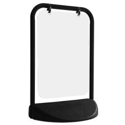 Expolite Blank Swinger Panel Pavement Sign - 430 x 625mm