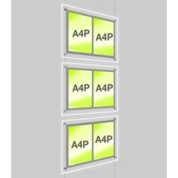 Estate Agent Light Panel