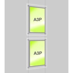 A3 Double Sided Light Pocket