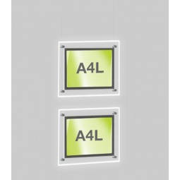 A4 Light Panel Cable Display