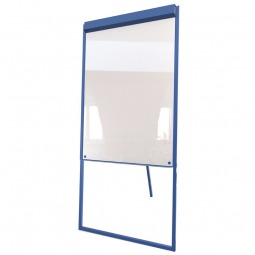 Budget Whiteboard Easel Non Magnetic