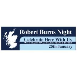 Burns Night - Banner 114