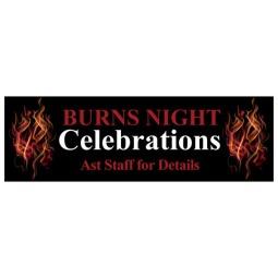 Burns Night - Banner 116