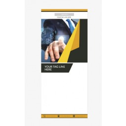 Business Banner 10 - Banner Stand 130