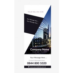 Business Banner 18 - Banner Stand 138