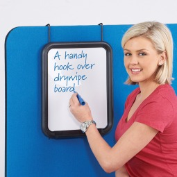 Busyscreen® Hook-Over Whiteboard