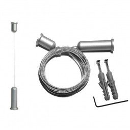 Expolite Floor to Ceiling Cable Kit