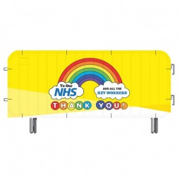Thank You NHS Barrier Banner