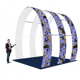 Exhibition Arch Walkway