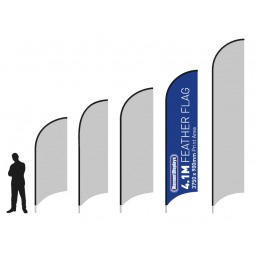 Promotional Flags - Large Feather Flag