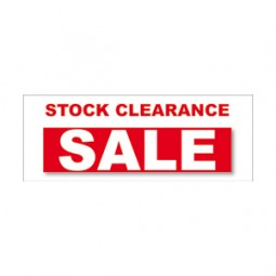 Stock Clearance Sale - Banner 152