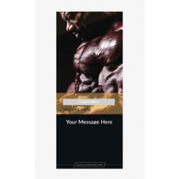 Fitness Banner 6 - Banner Stand 105