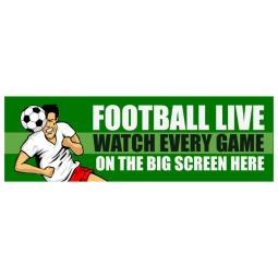 Live Football - Banner 212