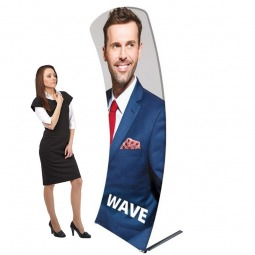 Formulate Wave Fabric Display