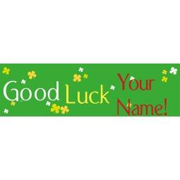 Good Luck - Banner 135