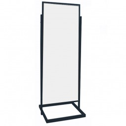 Expolite Double Sided Poster Display Stand - 1700 x 500mm