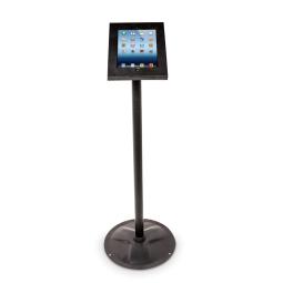 Free Standing iPad Stand - Black