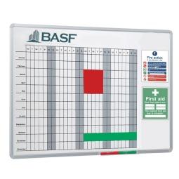 Custom Printed Dry Wipe Board