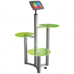 iPad Point of Sale Display Stand