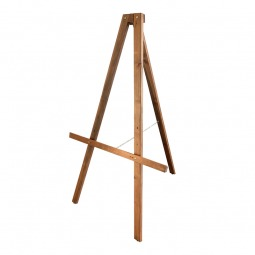 Economy Wooden Display Easel - 160cm High