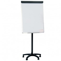 5 Castor Portable Whiteboard