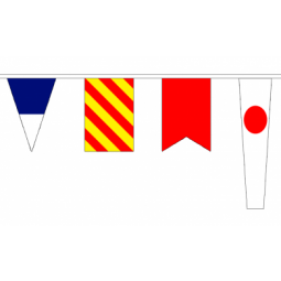 Nautical Bunting - 40 Flags