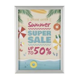 Outdoor Weatherproof poster frame - 25mm