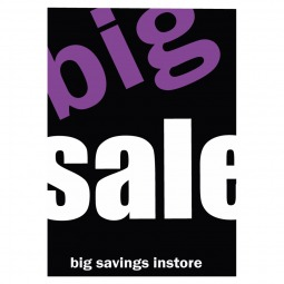 Big Sale - Poster 163