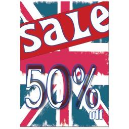 Union Jack Sale - Poster 164
