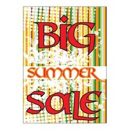 Poster - Big Summer Sale - 196