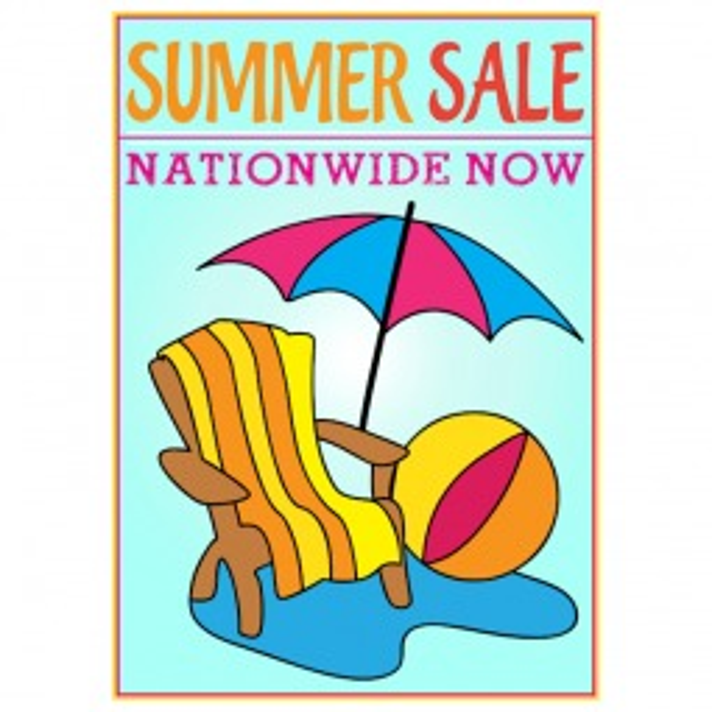 Summer Sale - Poster 125