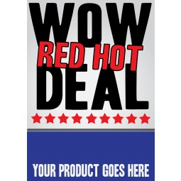 Red Hot Deal - Poster 130