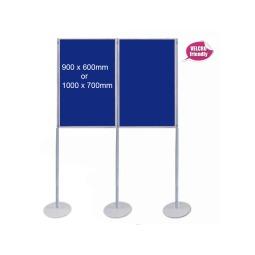 Modular Pole & Panel Display System